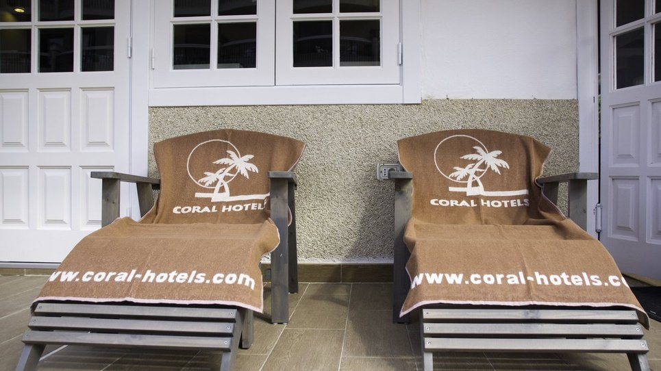 CHILL OUT Hotel Coral California ★★★★