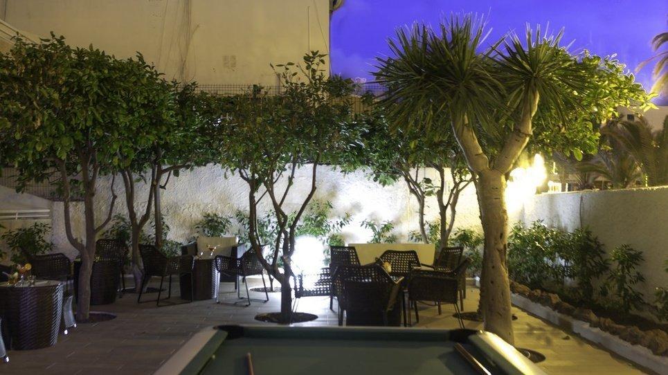 JARDÍN Hotel Coral California ★★★★